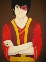 Zuko by MissaDee