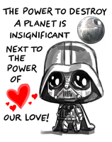 Vader Love by Arenheim