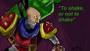 Singed, The Mad Chemist by SymphonyP