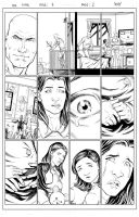 The Tithe Issue 7 Page 2 by thecreatorhd