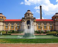The Sofia Public Mineral Baths by SaitoV