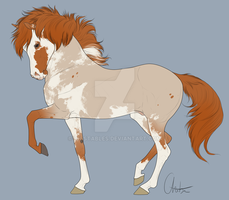 Design Commission - LeeyaKuchuck by BH-Stables