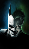 Batman by ricke76