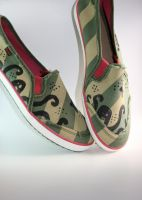 Octopi and Star Keds by ChaiChe