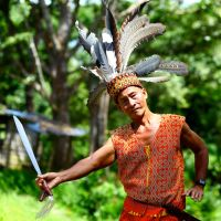 Iban warrior..3 by jeffzz111