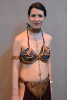 Slave Leia Cosplay (10) by masimage