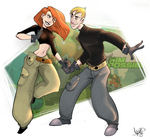 Kim Possible by WinstonOffbeat1