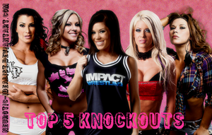 .:Top 5 Knockouts - Past and Present:. by Neurotic-Idealist