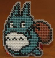 Totoro Gift by RetroStitch