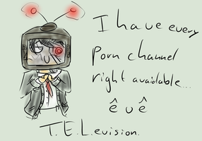 T.E.L.evision by SpeedNick0