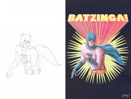 Batzinga Web by sequentialartist