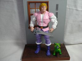 motuc prince adam and cringer by hunterknightcustoms