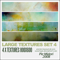 Large Textures Set 4 by sweetxpie