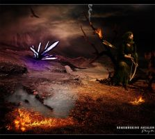 Remembering Ascalon by MusingStar