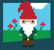 The Gnome by JayFordGraphics