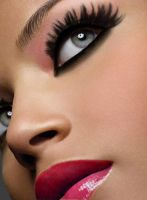 glamour make up by sherry-lover