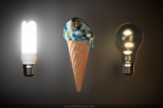 Global Warming by keyan3d
