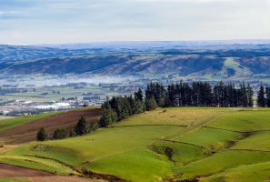 View Over North Taieri by firouz222