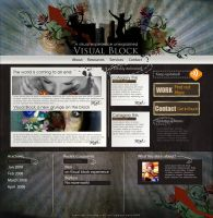Visual Block Theme by one8edegree