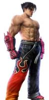 Jin's Bio for Soul Calibur X Tekken by Stylistic86
