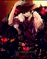 Monkey D Luffy by YataMirror