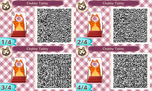 Animal Crossing New Leaf - QR Code by mute-owl