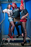 7th Simian Clothing_II by DevillePhotography