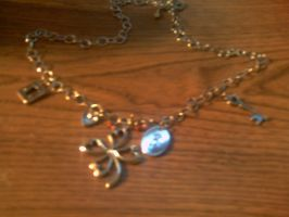 Love and Luck necklace by KnightsNymph