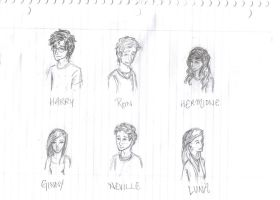 hp characterz by dot-dashlee