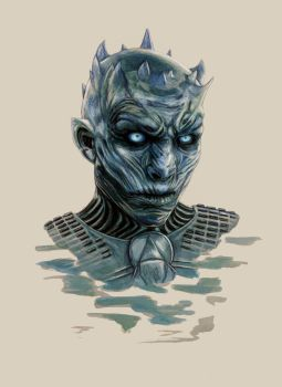 The Night King by beirut-kitten
