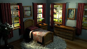 Bedroom by revois