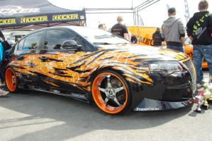 Spider Audi by Heavymedicated