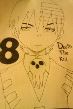 Death the Kid by 1145kagome1145