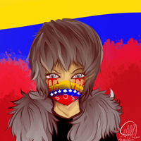 S.O.S VENEZUELA! by MichelleKoilover