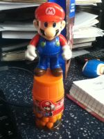 Mario Candy by MikariStar