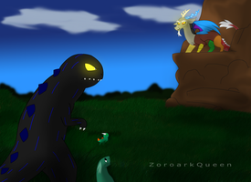 .:Jem and Hypra's Story:. Chapter 19 * Story added by ZoroarkQueen