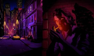 The Wolf Among Us by AcerSense