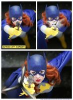 Barbara Gordon - Batgirl - Silver Age IV by Knightess-Rouge
