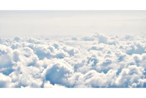 Clouds by nieTomek