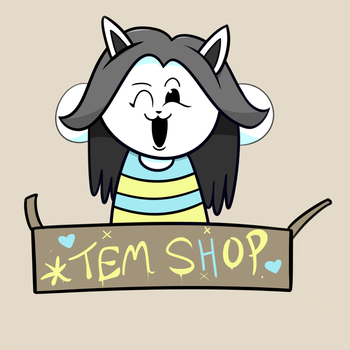 TEM SHOP! by HauntingGold