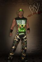 Shawn Michaels (DX) by deexie