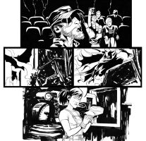 Streets Of Gotham 13 preview by dfridolfs