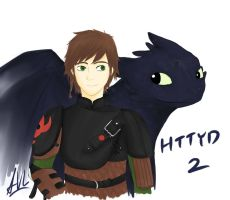 HTTYD 2 by infnitycore