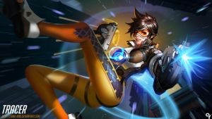 Tracer by Liang-Xing