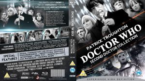Doctor Who 2nd Doctor Collection by MrPacinoHead