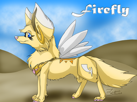 Firefly by LupusSilvae