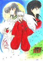 InuYasha: What is time? by DasZomby