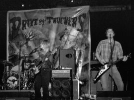 Drive By Truckers by gennetix