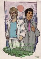 Miami Vice by DenisM79