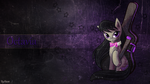 MLP: FiM - Wallpaper with Octavia by NatalieRave